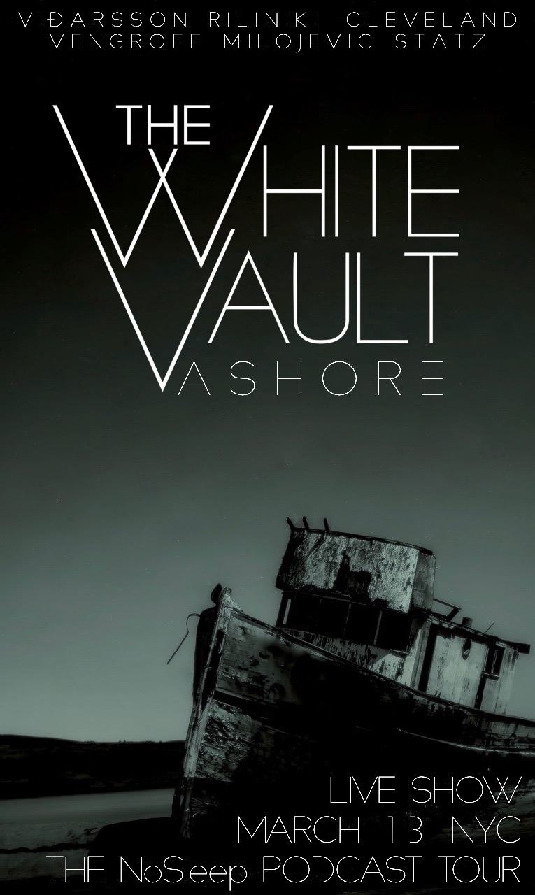 INTERVIEW: THE WHITE VAULT | Fear Forever