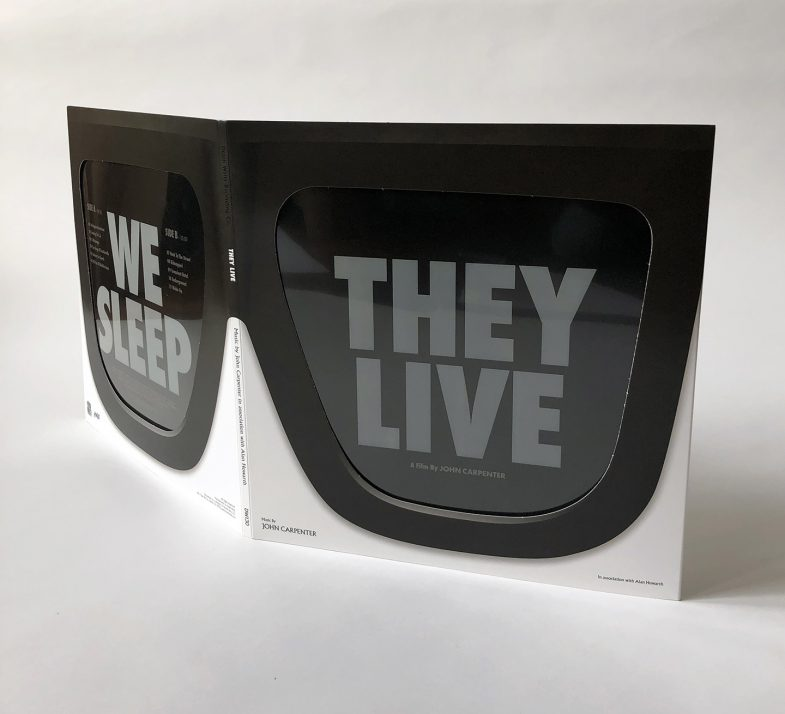 MUSIC REVIEW: THEY LIVE – SOUNDTRACK (Vinyl) | Fear Forever